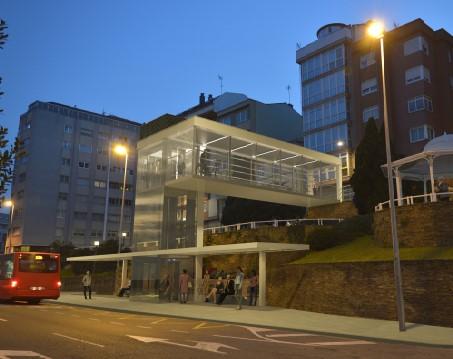 O Concello adxudica a obra do ascensor do barrio dos Castros por máis de 400.000 euros