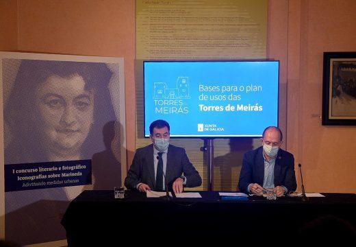 A Xunta presenta as «Bases para o Plan de Usos de Meirás» como a «Chave para abrilo á cidadanía e convertelo nun espazo vivo»