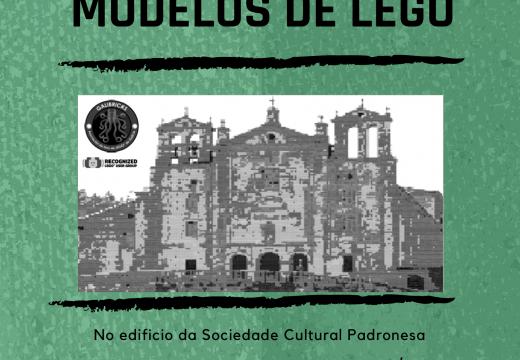 O 13 de decembro inaugurase en Padrón unha mostra de figuras de Lego