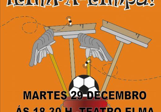 Chegan ao Elma catro pezas teatrais para público infantil e familiar