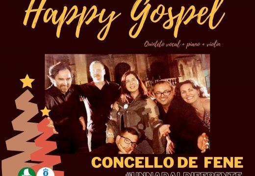 Abre o prazo de reserva de entradas para as actuacións de Rilo&Penadique e Happy Gospel no Concello de Fene