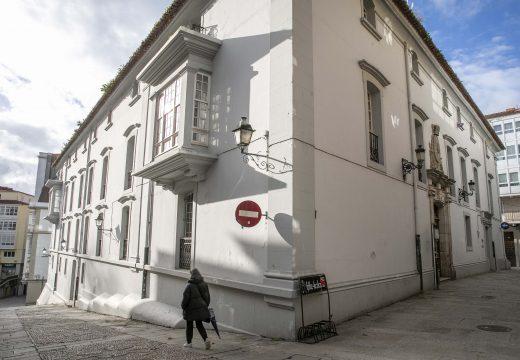 O Goberno financiará a restauración da Casa da Veeduría na Cidade Vella con 2,5 millóns de euros
